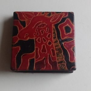Made in india Leather Coin purse